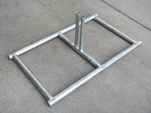 Chain Link Fence Stands